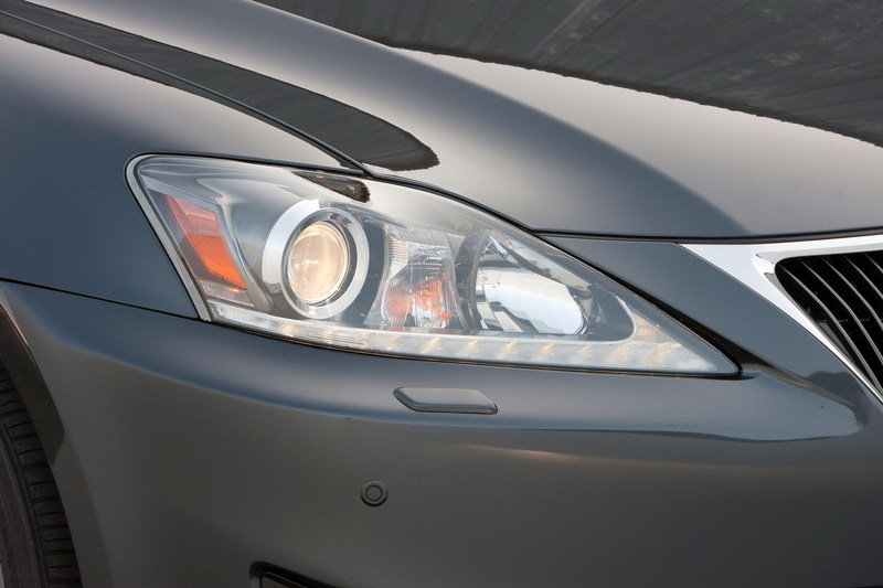 2011 Lexus IS High Resolution Exterior - image 369882