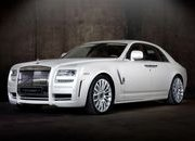 Rolls-Royce White Ghost Limited by Mansory