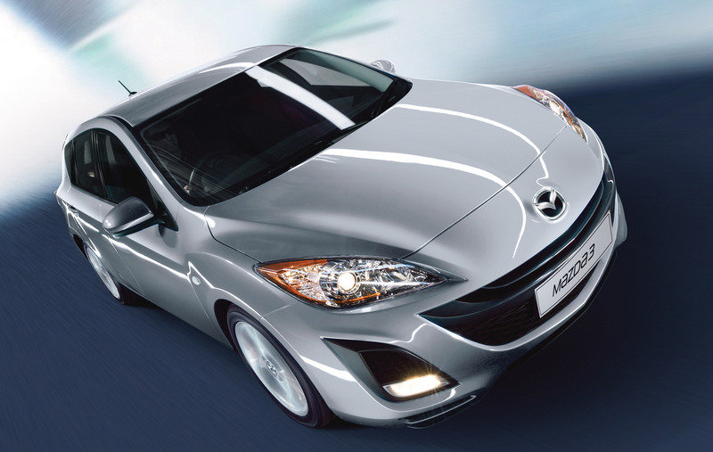 2010 Mazda Takuya Special Edition exclusive for the UK