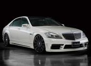 Mercedes S-Class Black Bison Edition by Wald