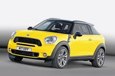 2012 MINI Canyon