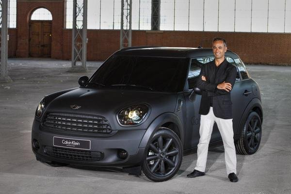 mini countryman life ball editions introduced in vienna picture