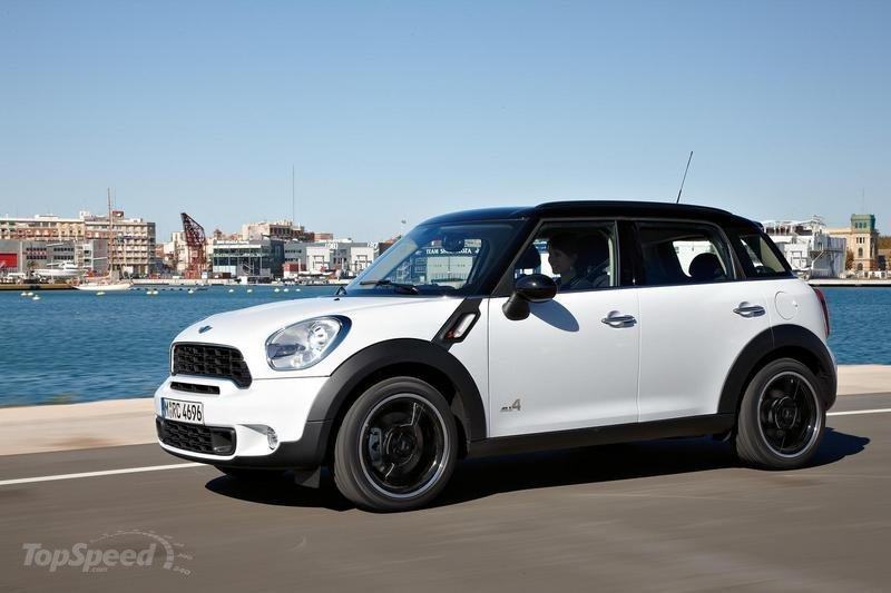 Mini Countryman Specs Are Out