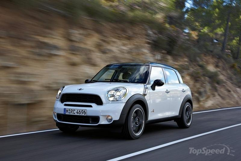 MINI reportedly on its way to the World Rally Championship