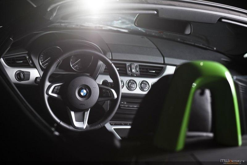 2010 BMW Z4 E89 Z4 3.5 Slingshot by MWDesign High Resolution Interior - image 368094