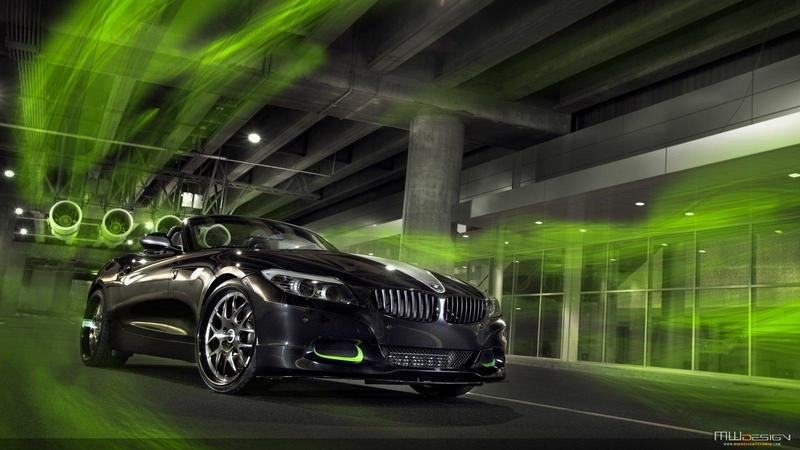2010 BMW Z4 E89 Z4 3.5 Slingshot by MWDesign High Resolution Exterior - image 368088