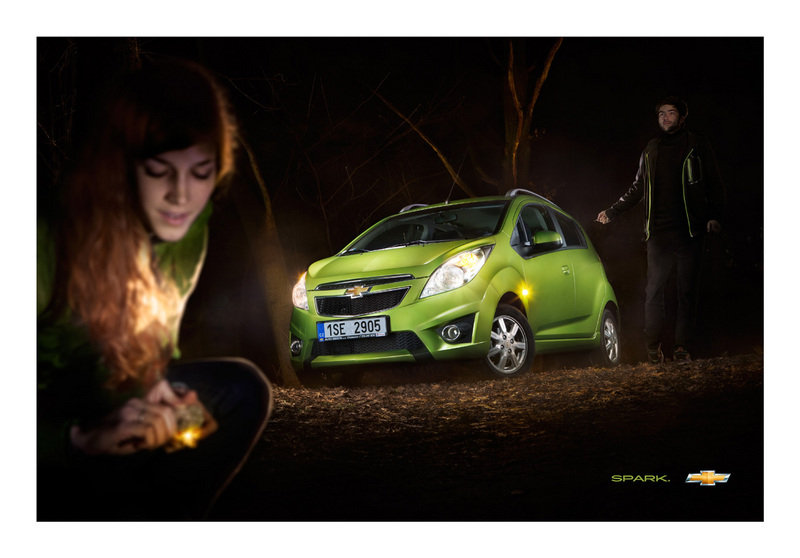 Chevrolet announces winners of the 4th Young Creative Chevrolet competition in Europe