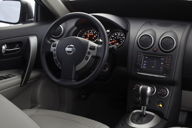 Nissan Rogue Gets Host Of Changes For 2011