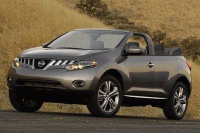Nissan Set To Unveil Murano Convertible