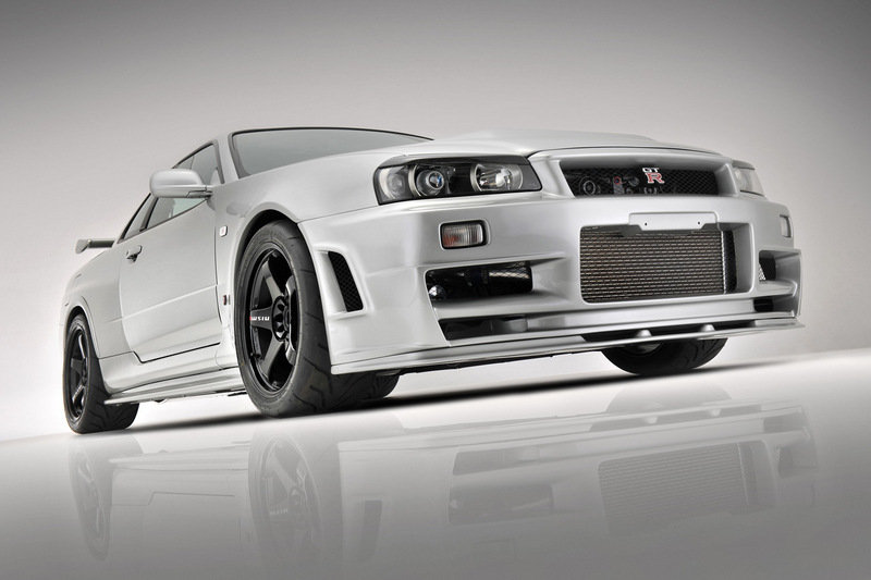 Nissan Skyline R34 GT-R by JAPO Motorsport GmbH High Resolution Exterior - image 370445