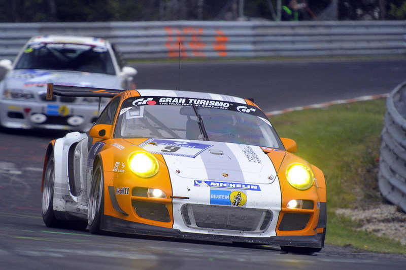 Porsche 911 GT3 R Hybrid to compete at Petit Le Mans High Resolution Exterior - image 369772