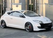 Renault Megane RS with Corniche Sports Wheels - image 369140