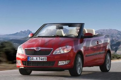 Skoda Fabia Cabrio in the works?