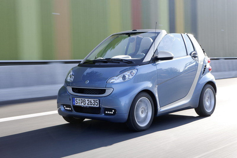 2011 Smart Fortwo High Resolution Exterior - image 368167