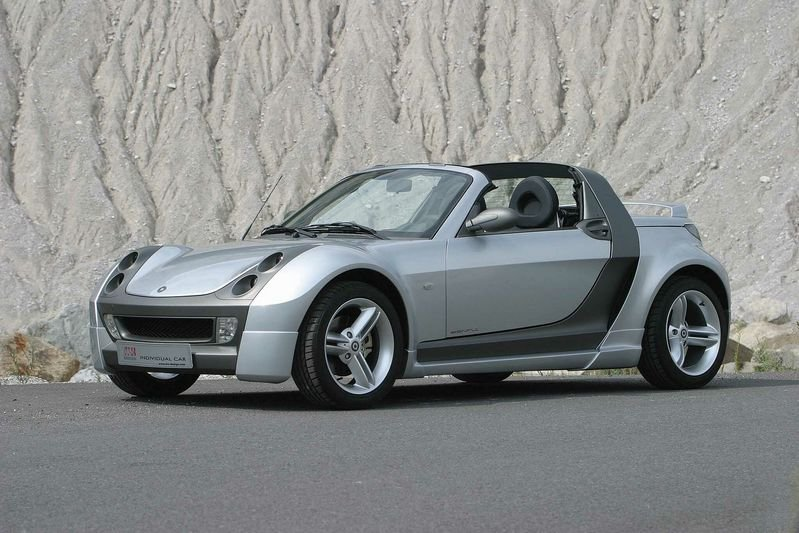 Smart Roadster making a comeback