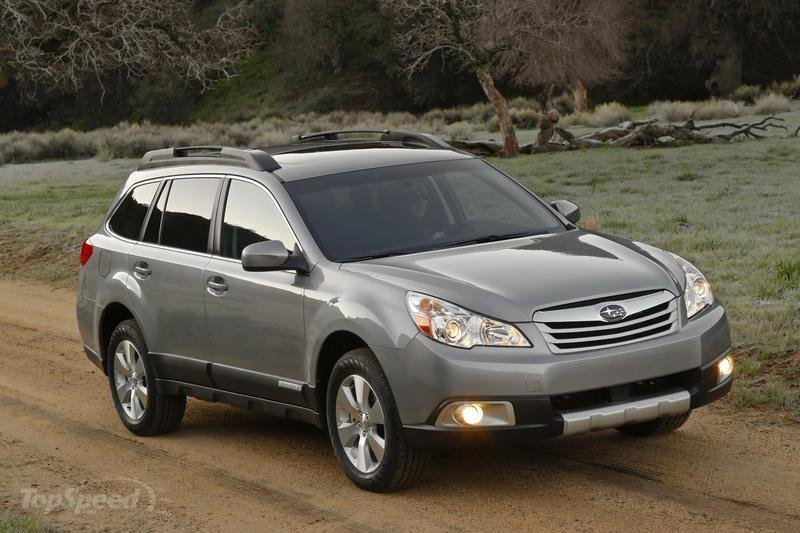 Subaru issues another recall for the 2010 Outback and the 2010 Legacy due to wiring problems