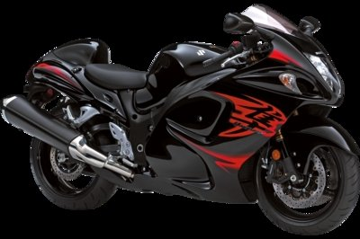 2011 Suzuki Hayabusa | Top Speed