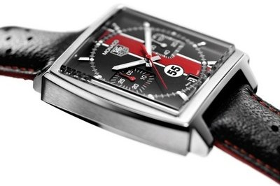 Tag Heuer creates limited edition Monaco timepiece for Porche Club of America's 55th anniversary