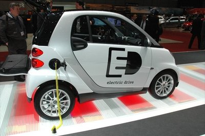 The Electric Future