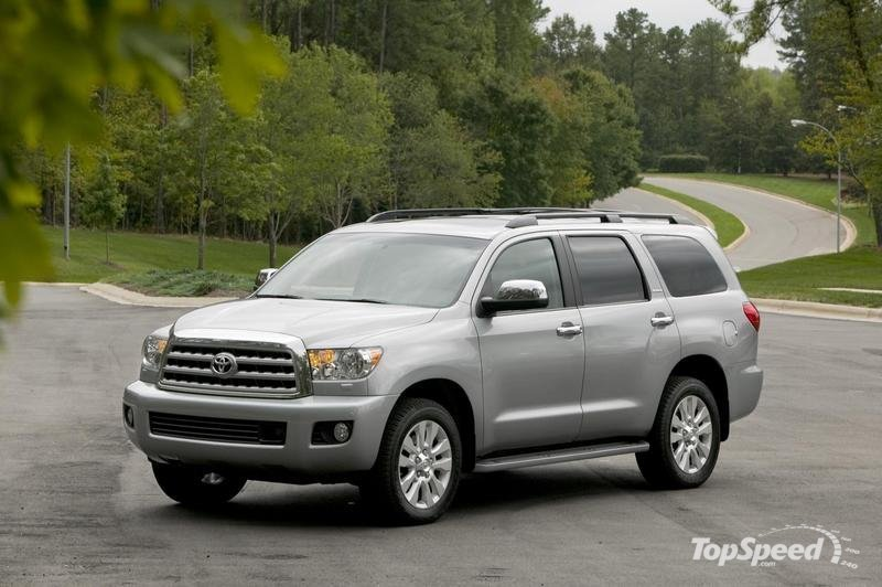 Toyota Sequoia To Live...For Now