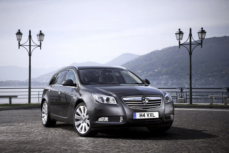 Vauxhall Insignia gets new diesel engines