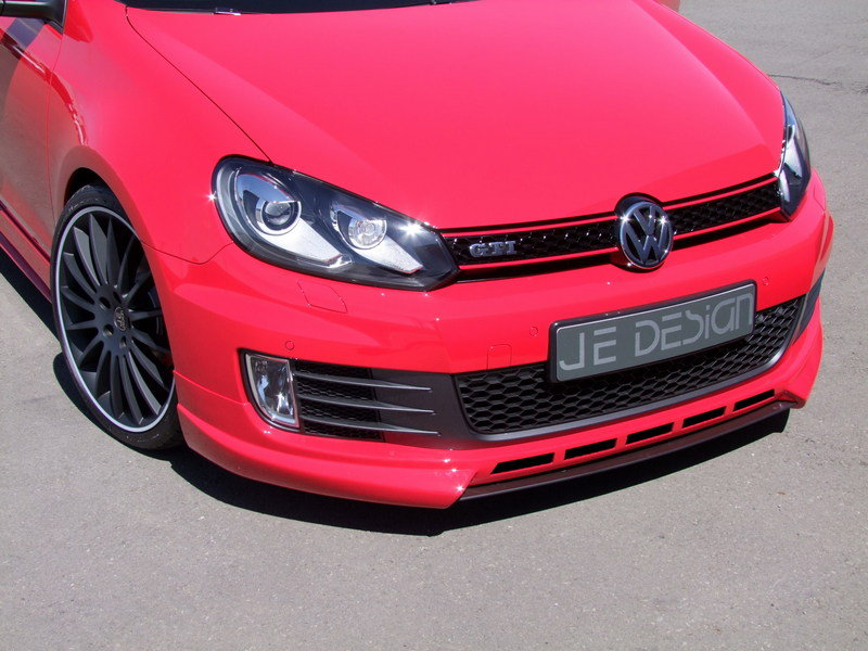 2010 Volkswagen Golf GTI by Je Design High Resolution Exterior - image 369093