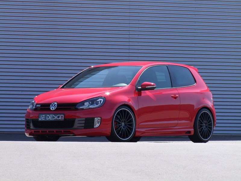 2010 Volkswagen Golf GTI by Je Design