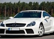 Mercedes SL65 AMG Black Series 1000 HP by MKB