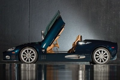 2006 Spyker C8 Spyder for auction at Monterey