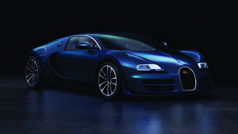 2011 Bugatti Veyron 16.4 Super Sport High Resolution Exterior Wallpaper quality - image 371953