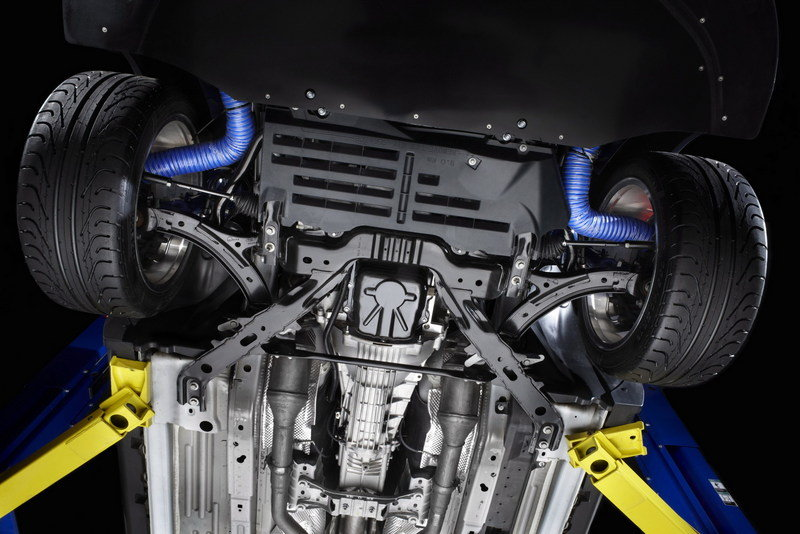 2012 Ford Mustang Boss 302 High Resolution Drivetrain - image 371670