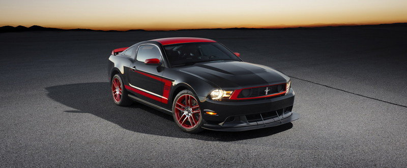2012 Ford Mustang Boss 302 High Resolution Exterior - image 371676