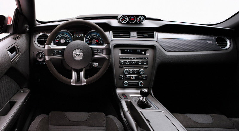 2012 Ford Mustang Boss 302 High Resolution Interior - image 371715