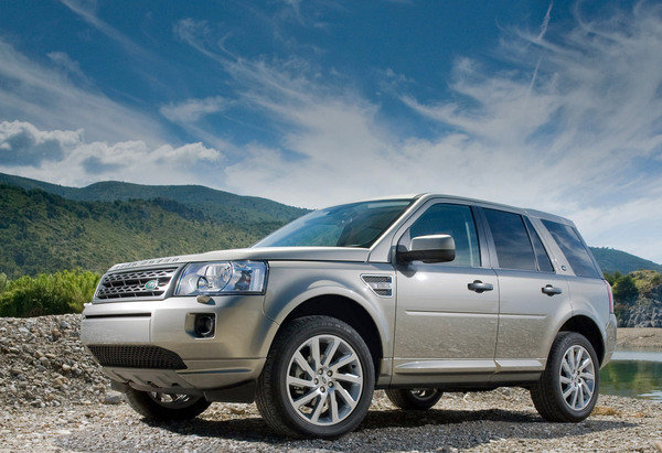 land rover lr2 freelander 2 picture