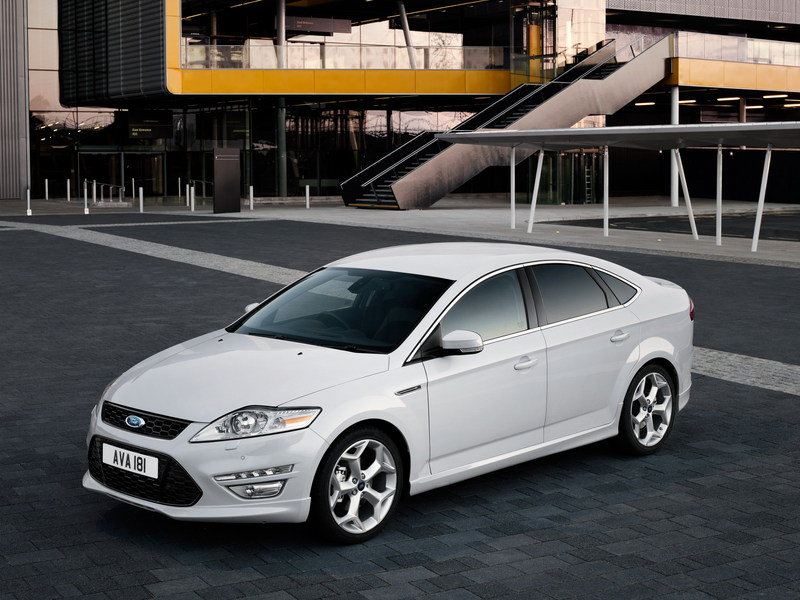 2011 More pictures of the next Ford Mondeo