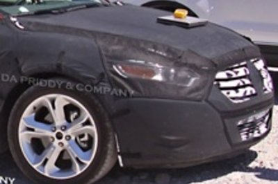 2012 Ford Taurus SHO To Have 400 Horsepower?