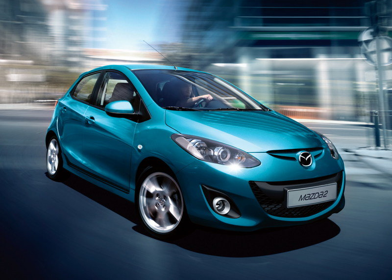 2011 2011 Mazda2 goes on sale at Paris Auto Show in October