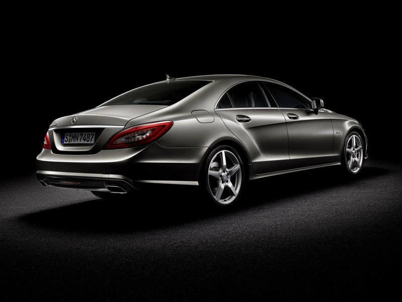 2012 - 2014 Mercedes-Benz CLS High Resolution Exterior - image 372421