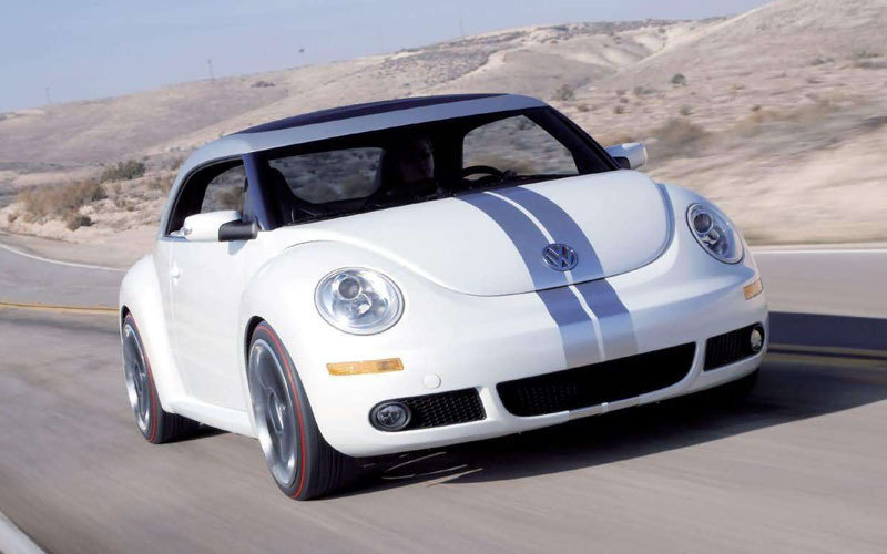VW Ragster concept the next Beetle?