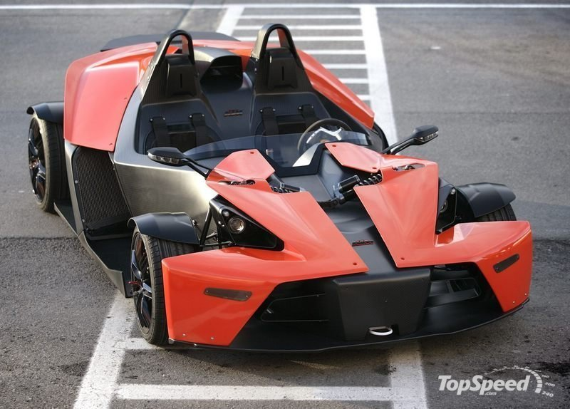 Abarth in talks with KTM to produce special edition X-Bow