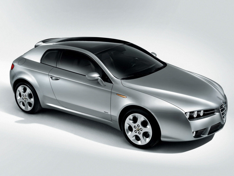 Alfa Romeo Brera and Spider out of production this fall
