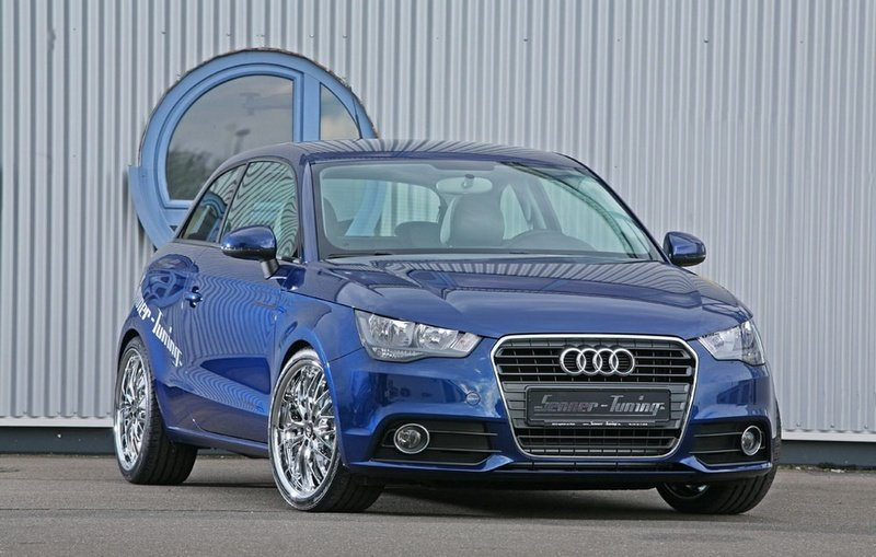 2010 Audi A1 by Senner Tuning