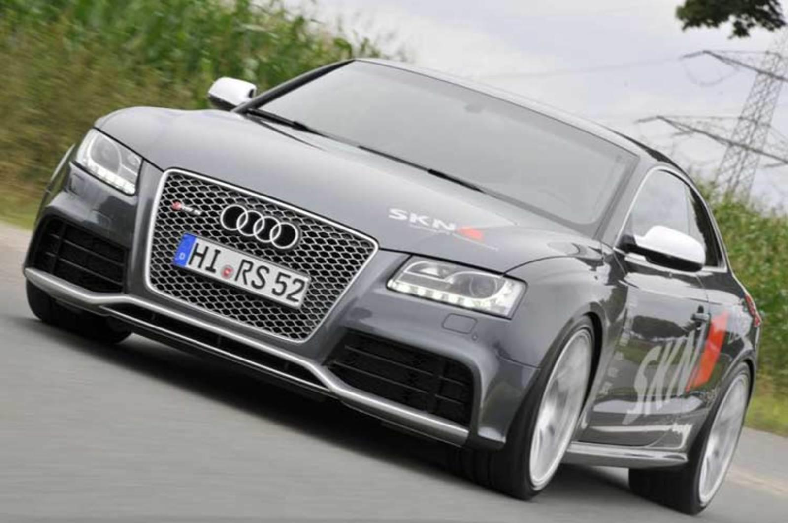 2010 audi rs5 by skn tuning review top speed. Black Bedroom Furniture Sets. Home Design Ideas