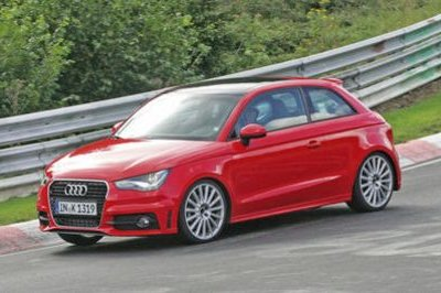 Audi S1 coming in front-wheel drive only