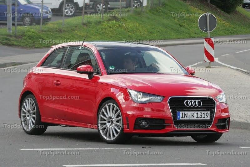 the audi a1 forum view topic audi s1 spy pics. Black Bedroom Furniture Sets. Home Design Ideas
