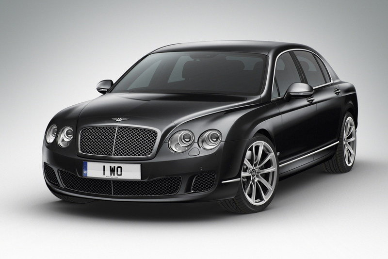 2011 Bentley Continental Flying Spur Arabia
