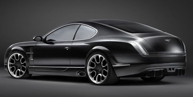 Bentley R-Type Concept