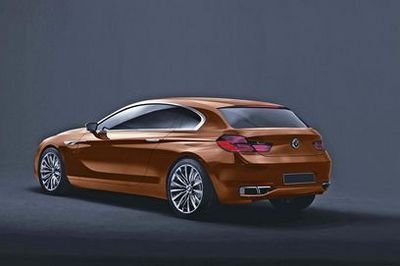 BMW works on a Shooting Brake version for the next 6-Series