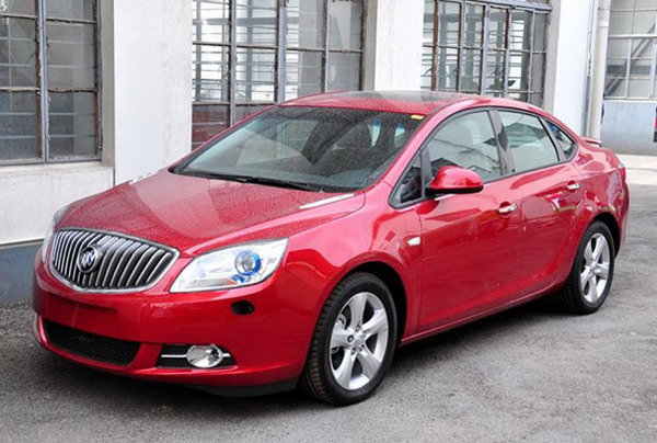 Buick Verona Compact Car Coming In Two Years News - Top Speed