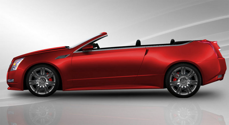 2010 Cadillac CTS Coupe Convertible by Droptop Customs